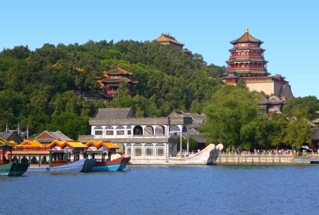 Palatul de Vara, Beijing, China