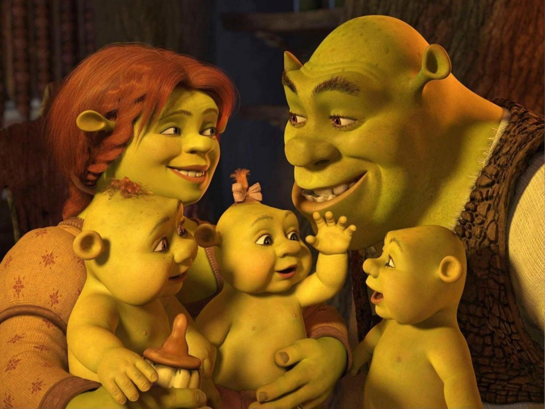 Fiona faz malabarismos para cuidar dos três filhos