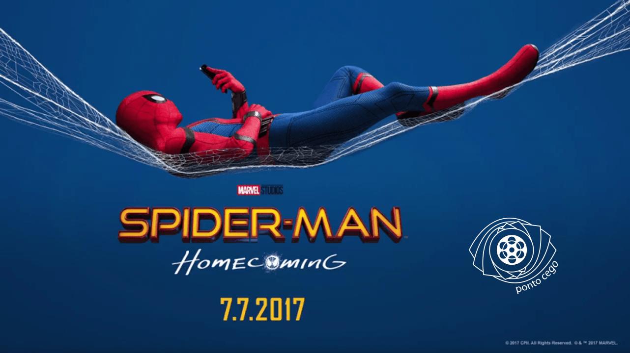 capa homem aranha