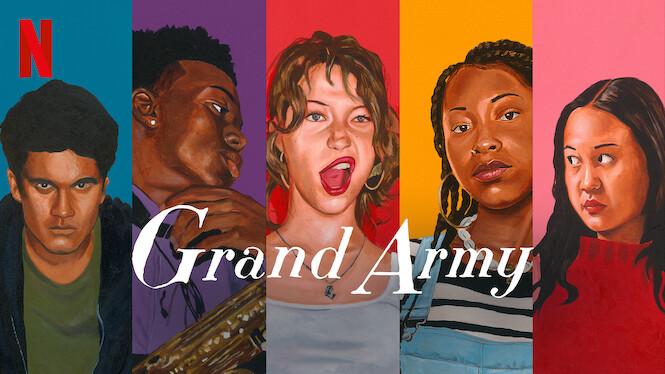 Resenha: Grand Army
